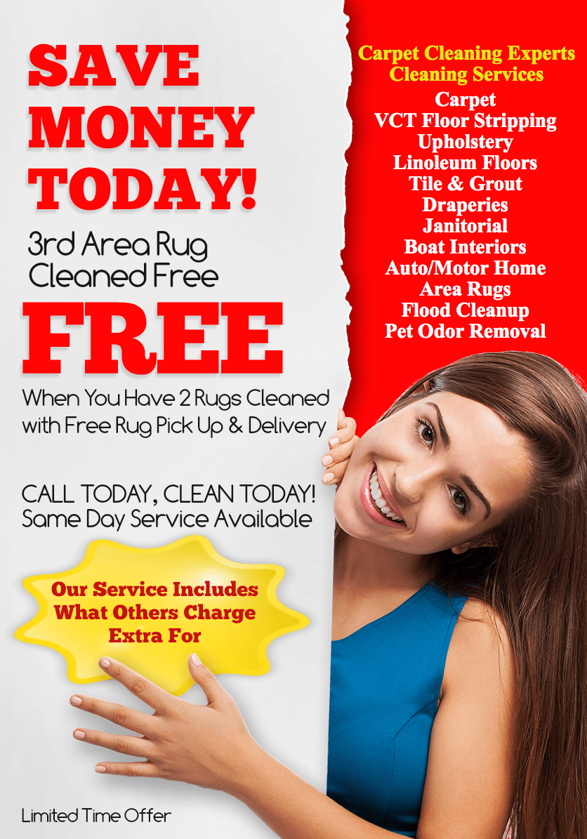 Professional Area Rug Cleaning Services | Chelsea MA | Free Pick Up & Delivery