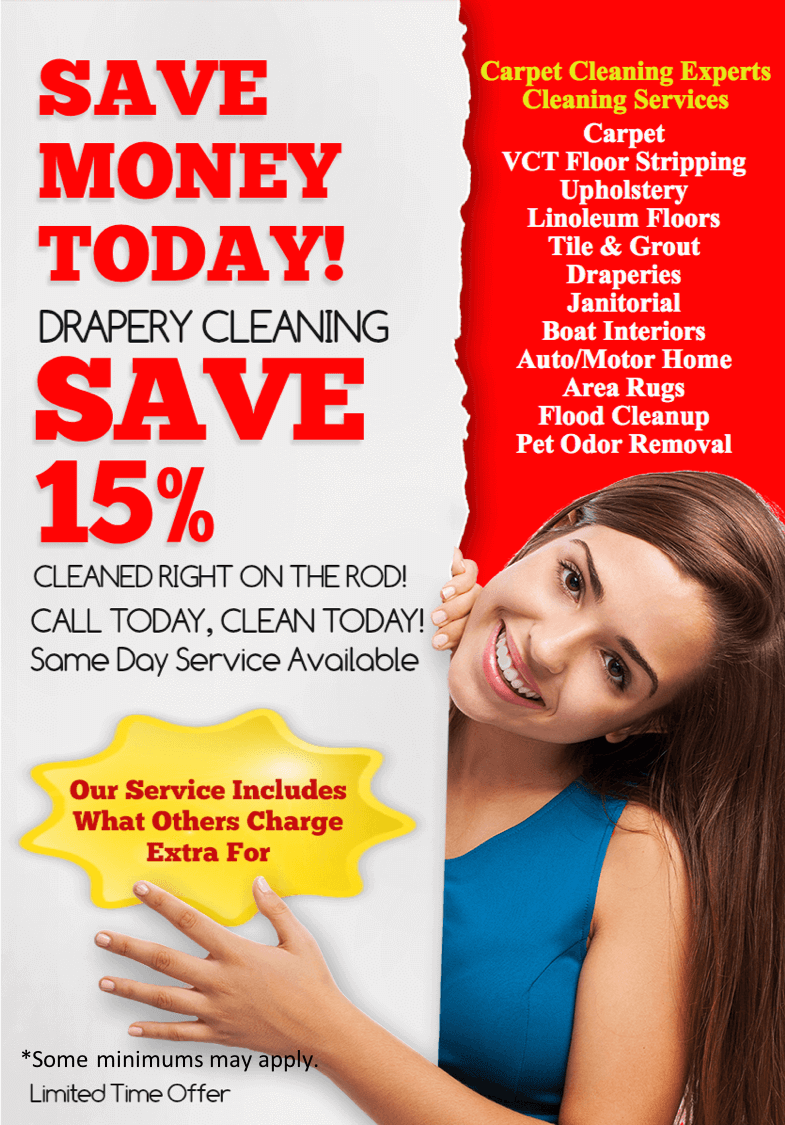 Drapery Cleaning Revere MA | Same Day Service | On Site | Drapes