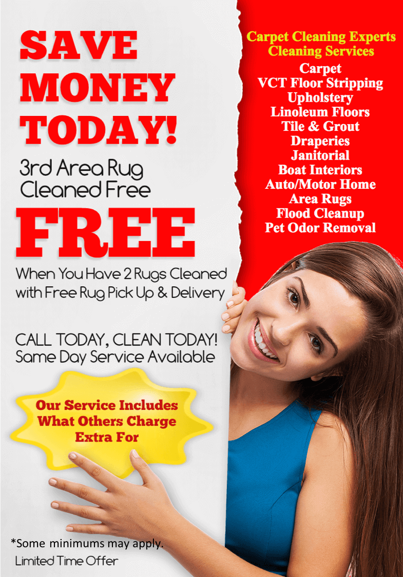Professional Area Rug Cleaning Services | Revere MA | Free Pick Up & Delivery